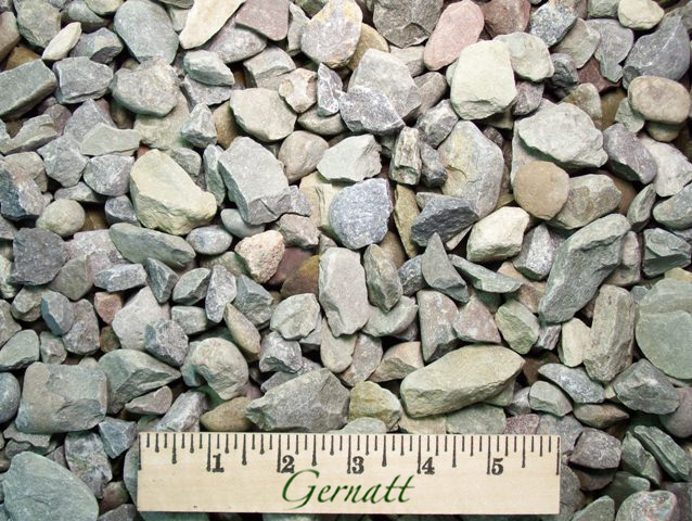 Crushed Rock Sizes : Gernatt gravel buffalo ny crushed
